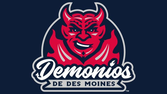 "The Iowa Cubs will become ""Demonios de Des Moines"" for three games in 2019"