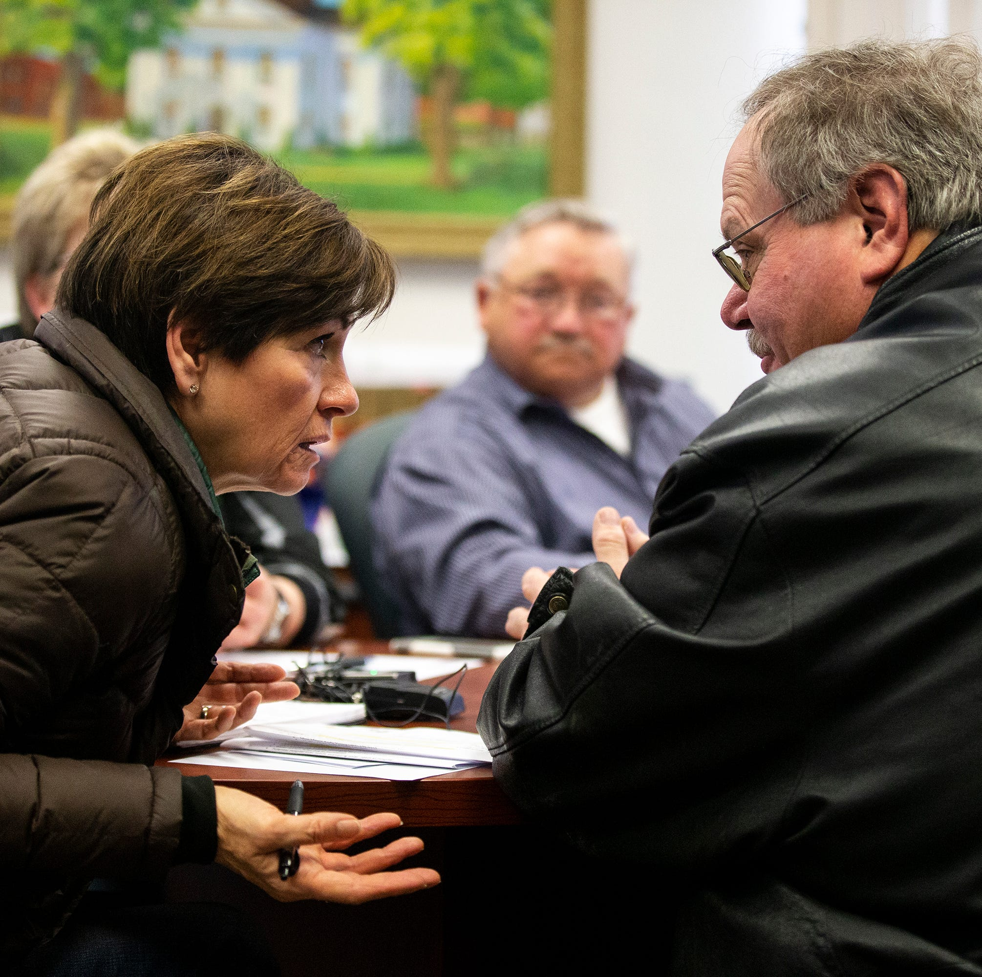 Gov. Reynolds issues disaster proclamation in 2 more Iowa counties, bringing total to 43