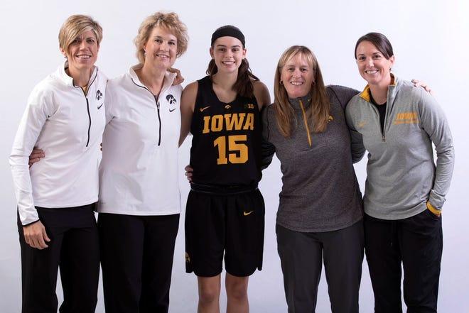 Lauren Jensen is Iowa's latest 2020 commit.