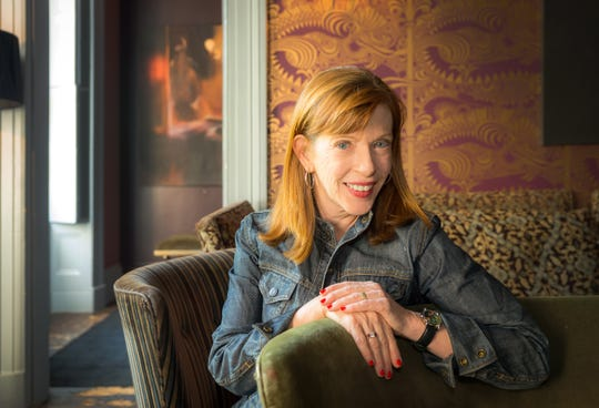 Author Susan Orlean will appear at the DSM Book Festival as part of the Public Library series Authors Visiting in Des Moines (AVID) on March 30 from 4 p.m. to 6 p.m.