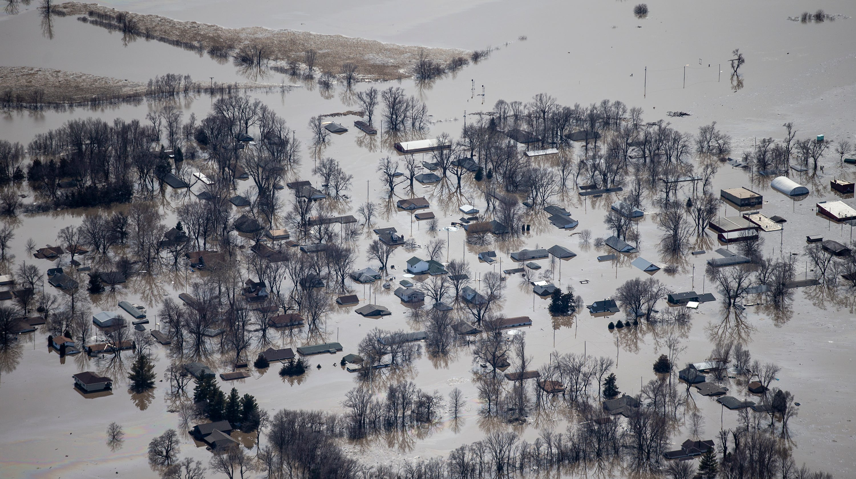 Mightiest Floods of the Mississippi River