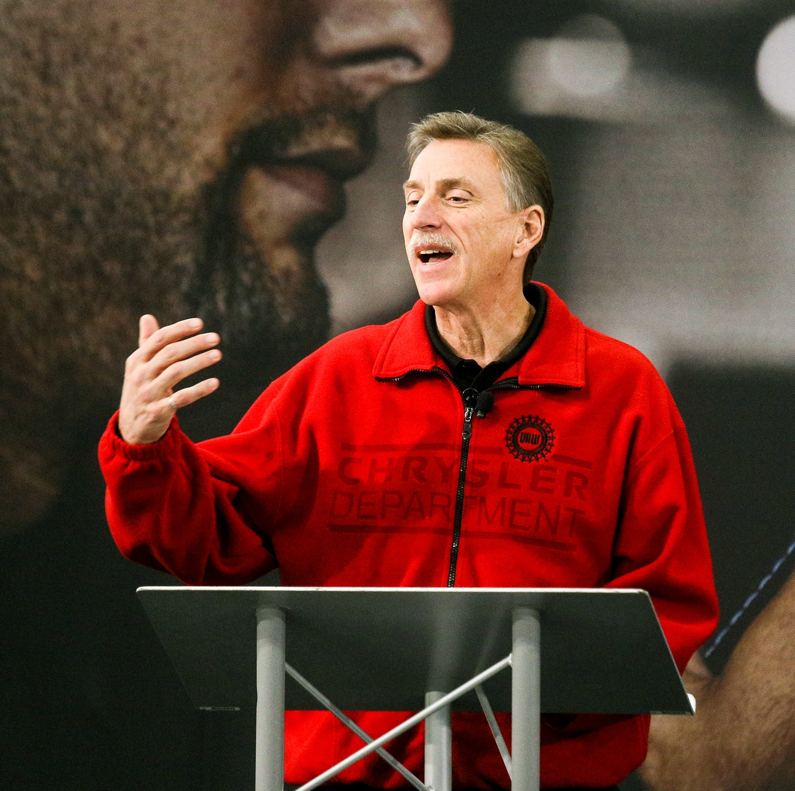 Former UAW Vice President Norwood Jewell charged in FCA/UAW scandal