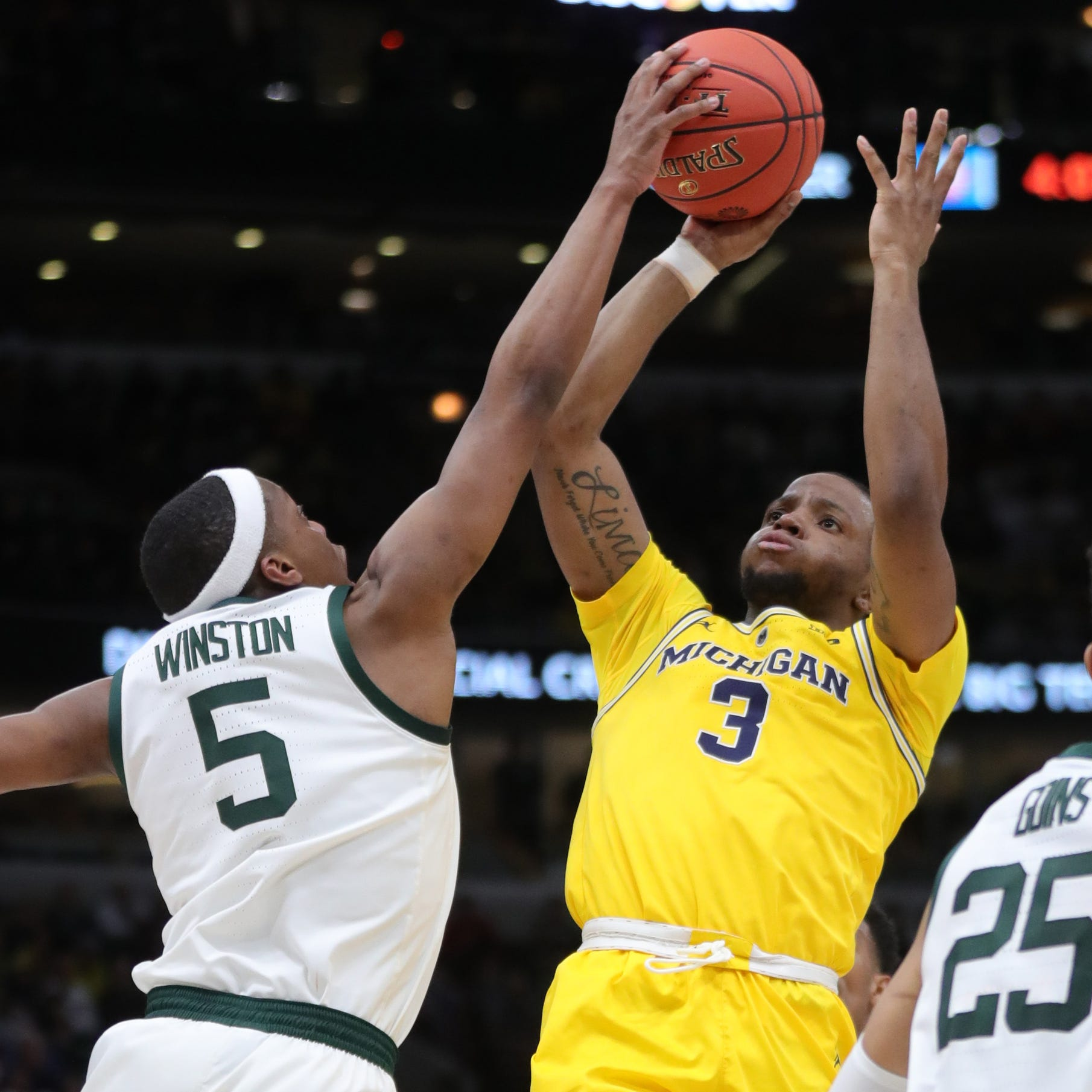Made-up mailbag: Can fans handle it if Michigan State and Michigan meet at the Final Four?