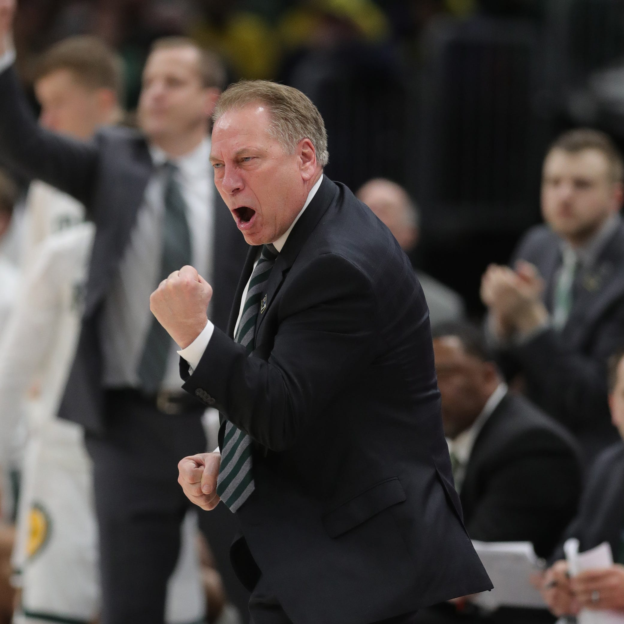 Michigan State got robbed by NCAA committee. We shouldn't be surprised
