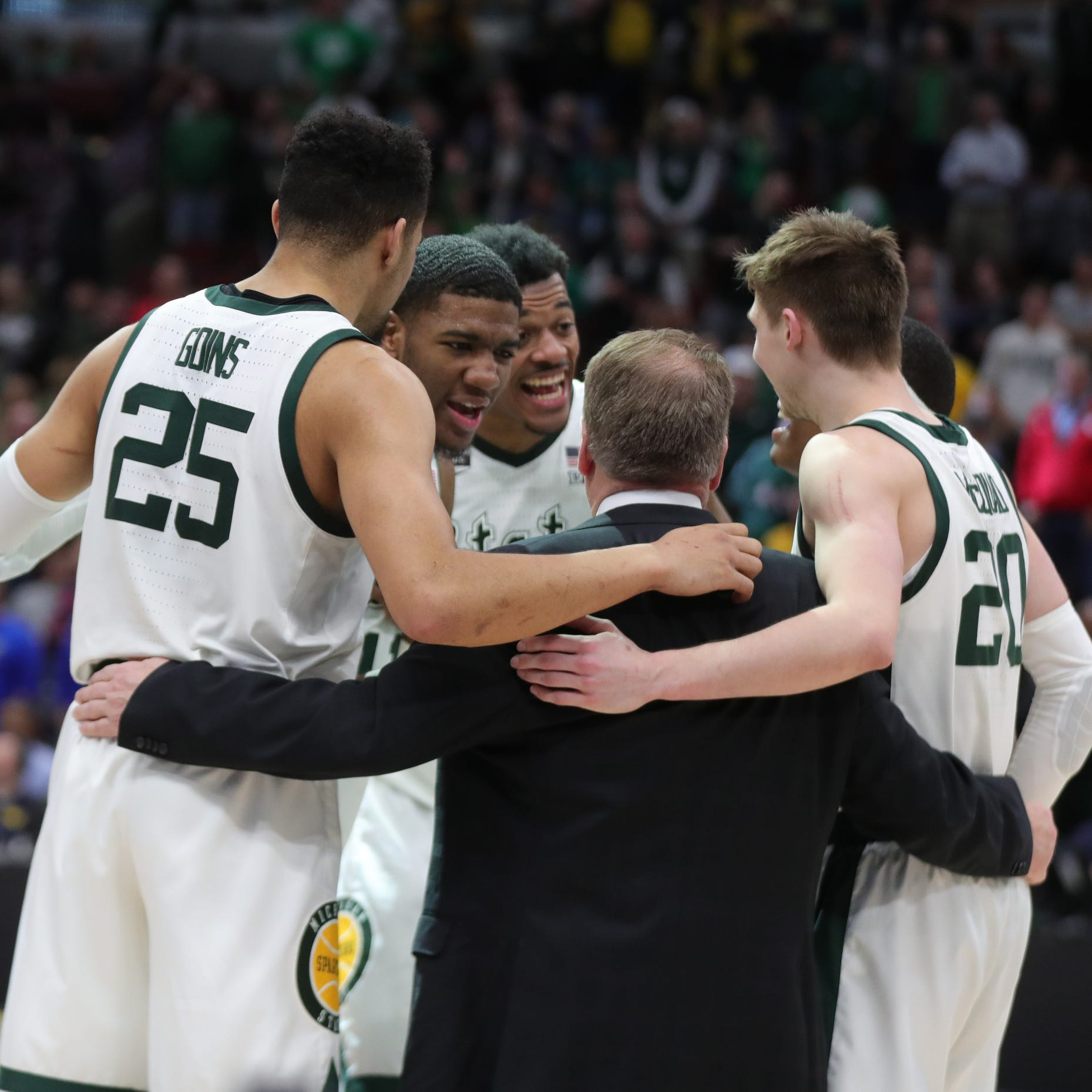 What Michigan State's Tom Izzo thinks about NCAA tournament seeding process