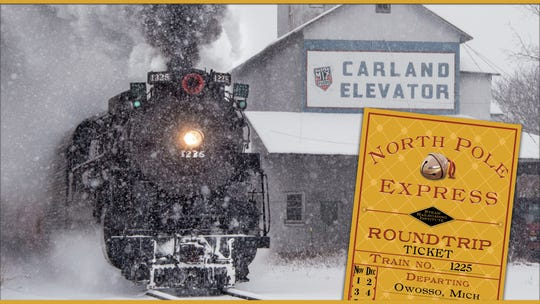 2019 tickets to the North Pole Express are on sale now. The event is expected to sell out quickly.