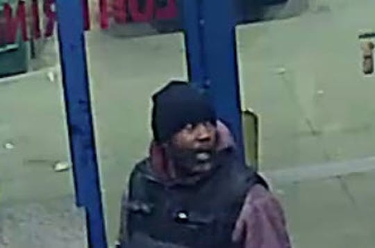 Detroit police are seeking the public's help in identifying the man in this image. He is believed to be a suspect in the fatal shooting of a 45-year-old man on the city's west side Saturday. Anyone with information is asked to contact the Detroit Police Department Homicide Unit at 313-596-2260 or CRIMESTOPPERS at 1-800-SPEAK-UP.
