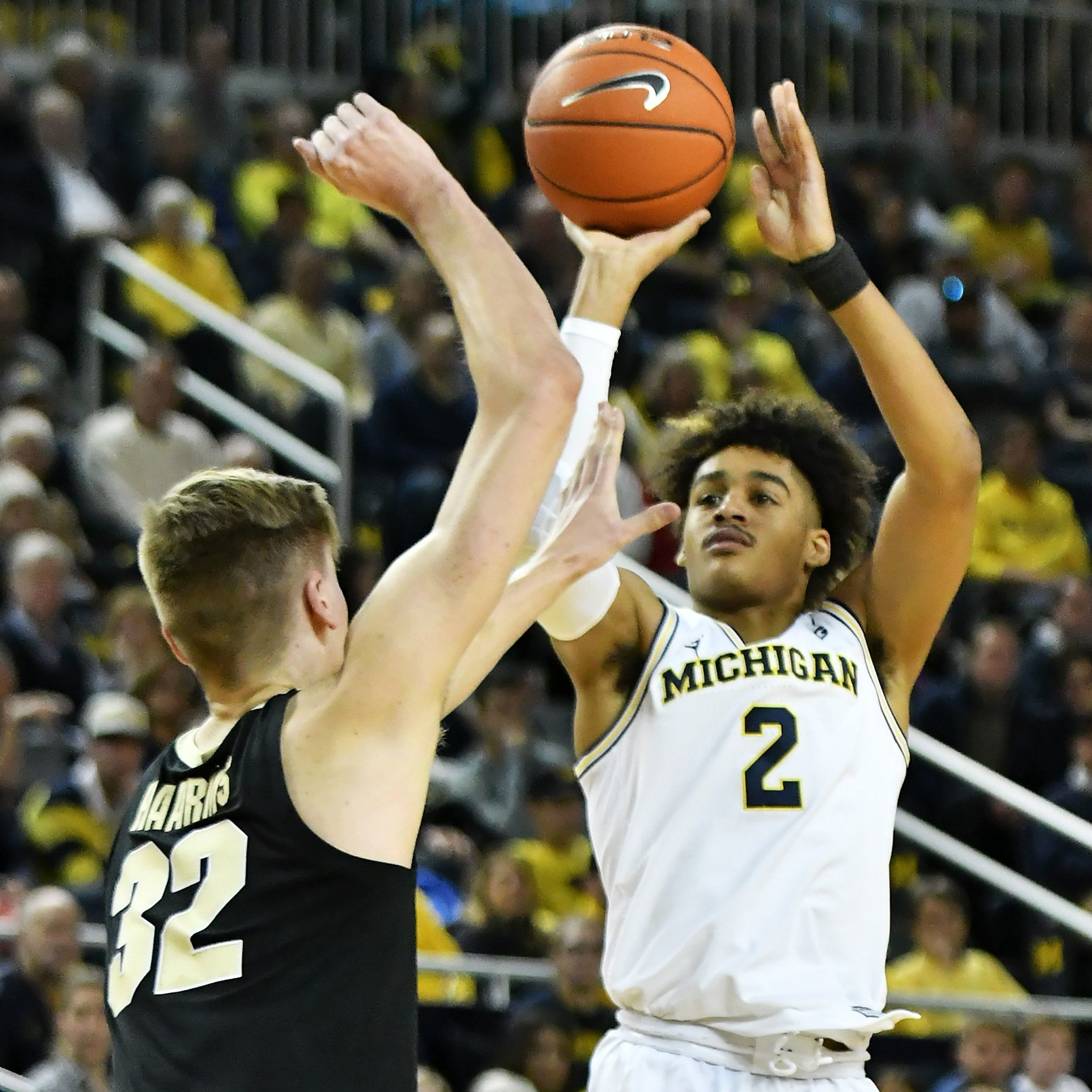 NCAA Tournament a new start for Michigan, but red flags persist