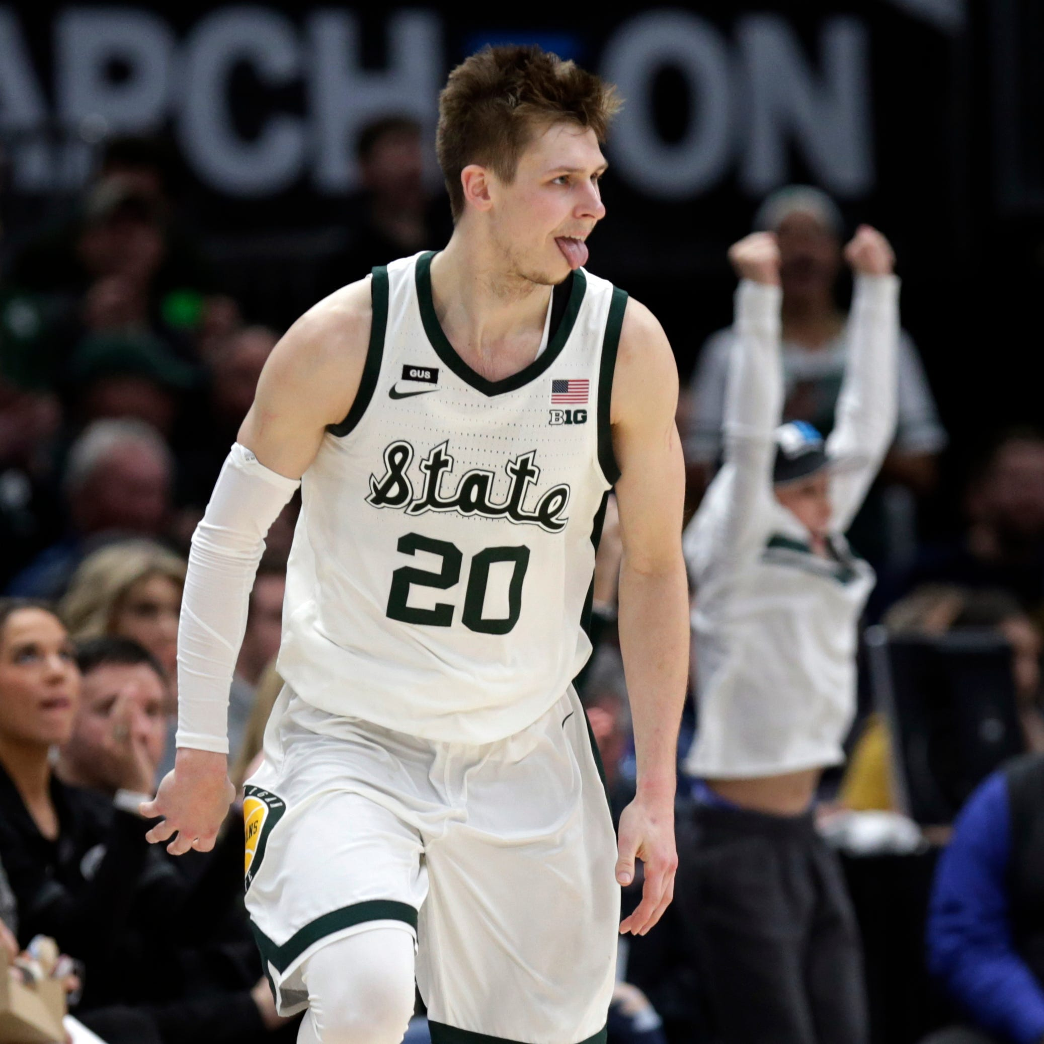 ESPN's Joe Lunardi: Committee 'goofed,' but Michigan State still headed to Final Four