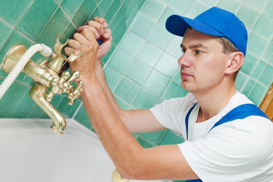 A single leaky faucet can easily waste more than 3,000 gallons per year. (Dreamstime)