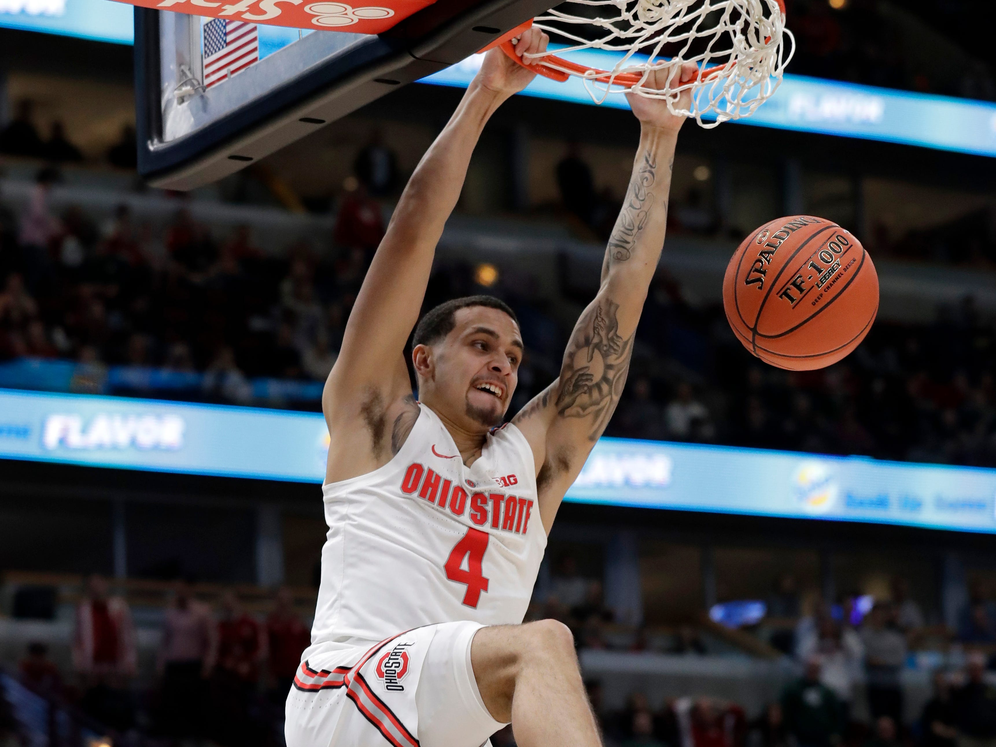 Duane Washington Jr., 6-3 guard, freshman, Ohio State (Grand Rapids Christian): Washington played three years at Grand Rapids Christian before finishing his prep career in California. In his first season in Columbus, Washington has played 33 games (two starts), averaging 7.2 points and 2.5 rebounds in 17.6 minutes per game.
