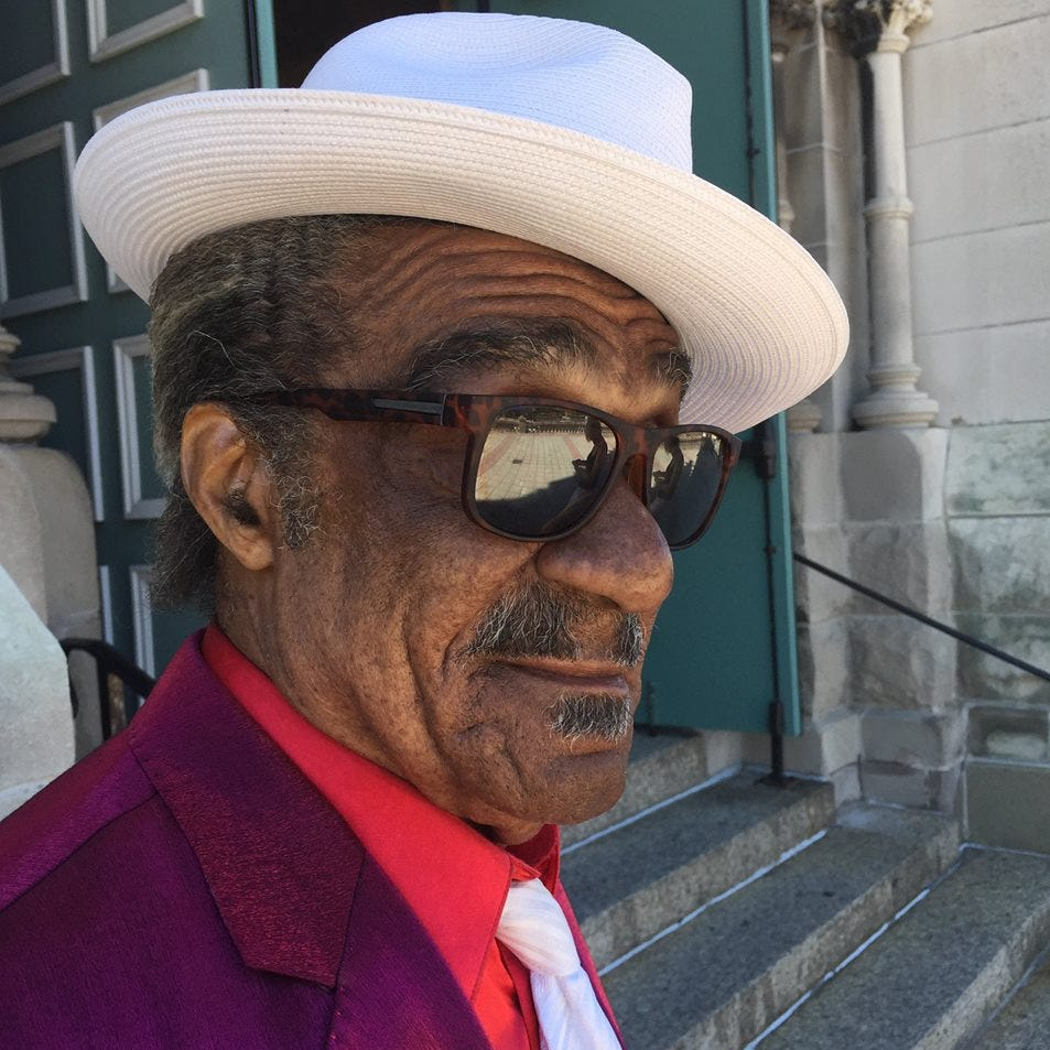 R&B singer Andre Williams has died at age 82