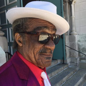 R&B singer Andre Williams, who started his career in Detroit in the 1950s, died Sunday at age 82.