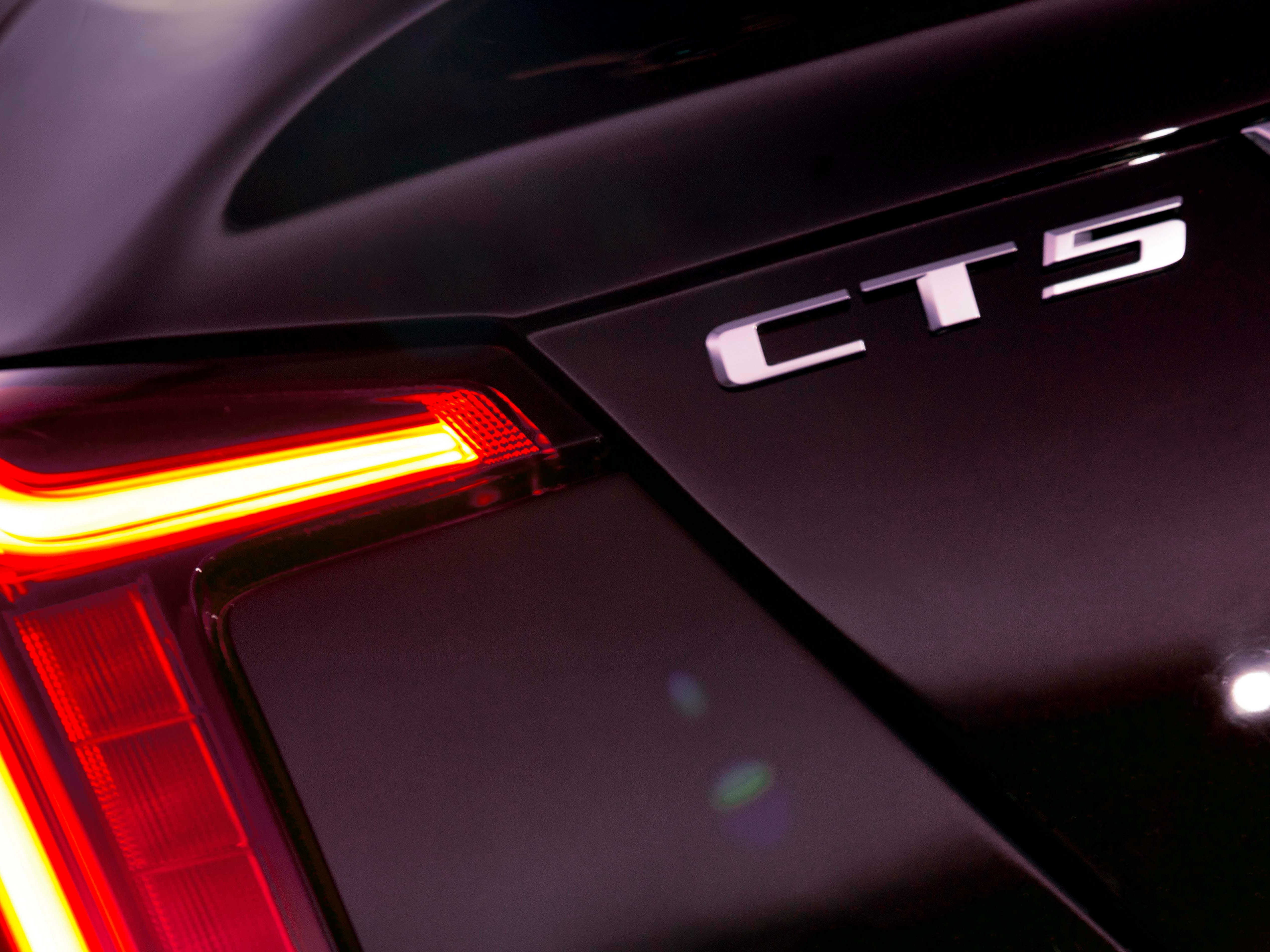 The Cadillac CT5 will be built at GM's Lansing Grand River facility and will make its public debut in April at the New York International Auto Show.
