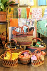 The Cheese Lady also offers home goods.