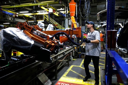 Ford plans to up production at its Louisville Truck Plant again.