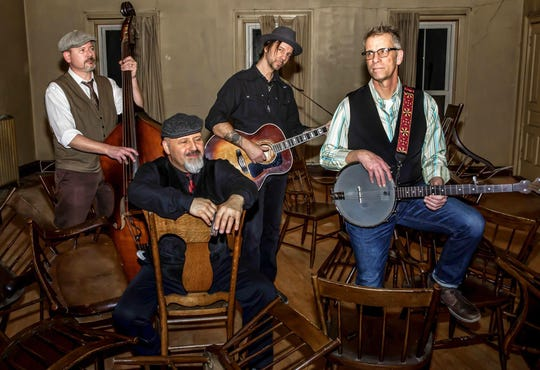 Acoustic outfit the Hackwells will perform Saturday night at Trinity House Theatre.