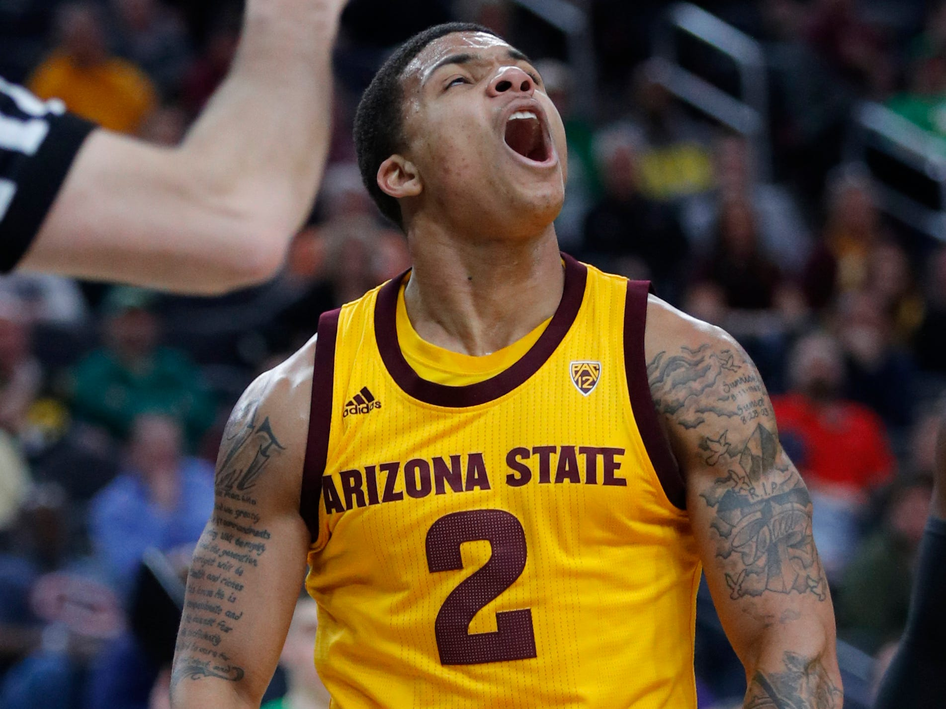 In addition to Michigan State and Michigan, these players in the NCAA Tournament also have ties to the state  of Michigan, including Arizona State guard Rob Edwards, a Detroit Cass Tech product.