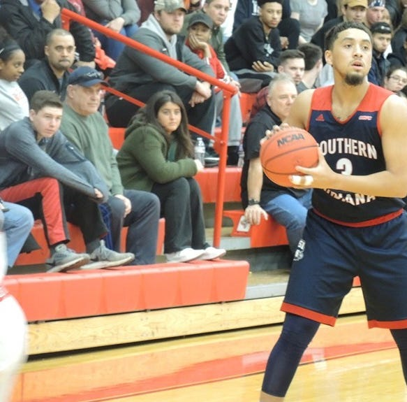 Mateo Rivera's buzzer-beater sends USI basketball to Division II Sweet 16