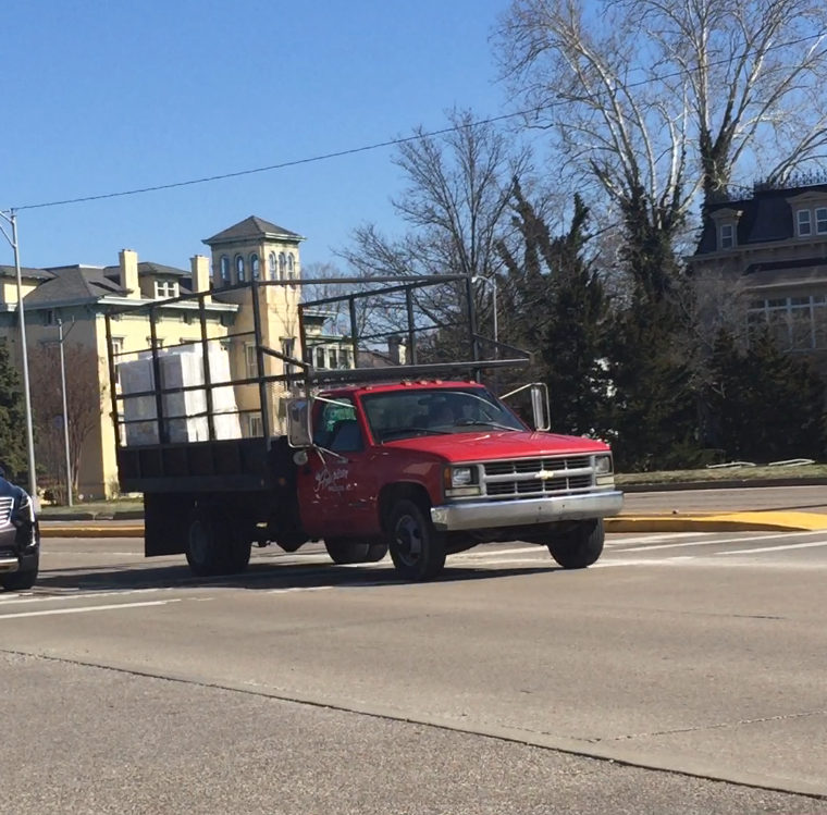 Riverside Drive in Downtown Evansville to close for more than a week in April