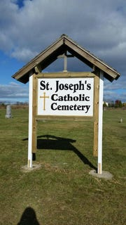 A search through records has revealed the names of 31 people buried in the St. Joseph's Catholic Cemetery in Gardner that were previously not known to be there due to the lack of gravestones.