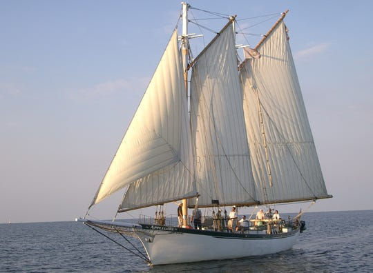 The Appledore IV will be part of the Nicolet Bank Tall Ships festival on July 26-28.