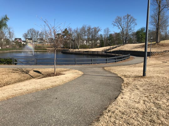 Legacy Park at Verdae is a great option for runners and joggers with it's paved paths and miles of sidewalks.