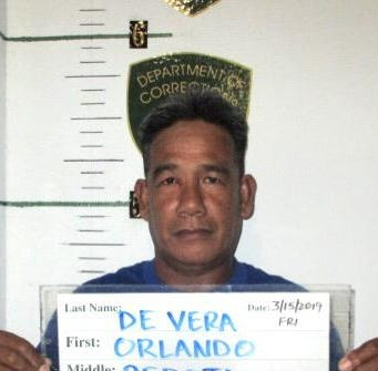 Orlando Redota De Vera, 56, charged in sexual assault of 11-year-old girl