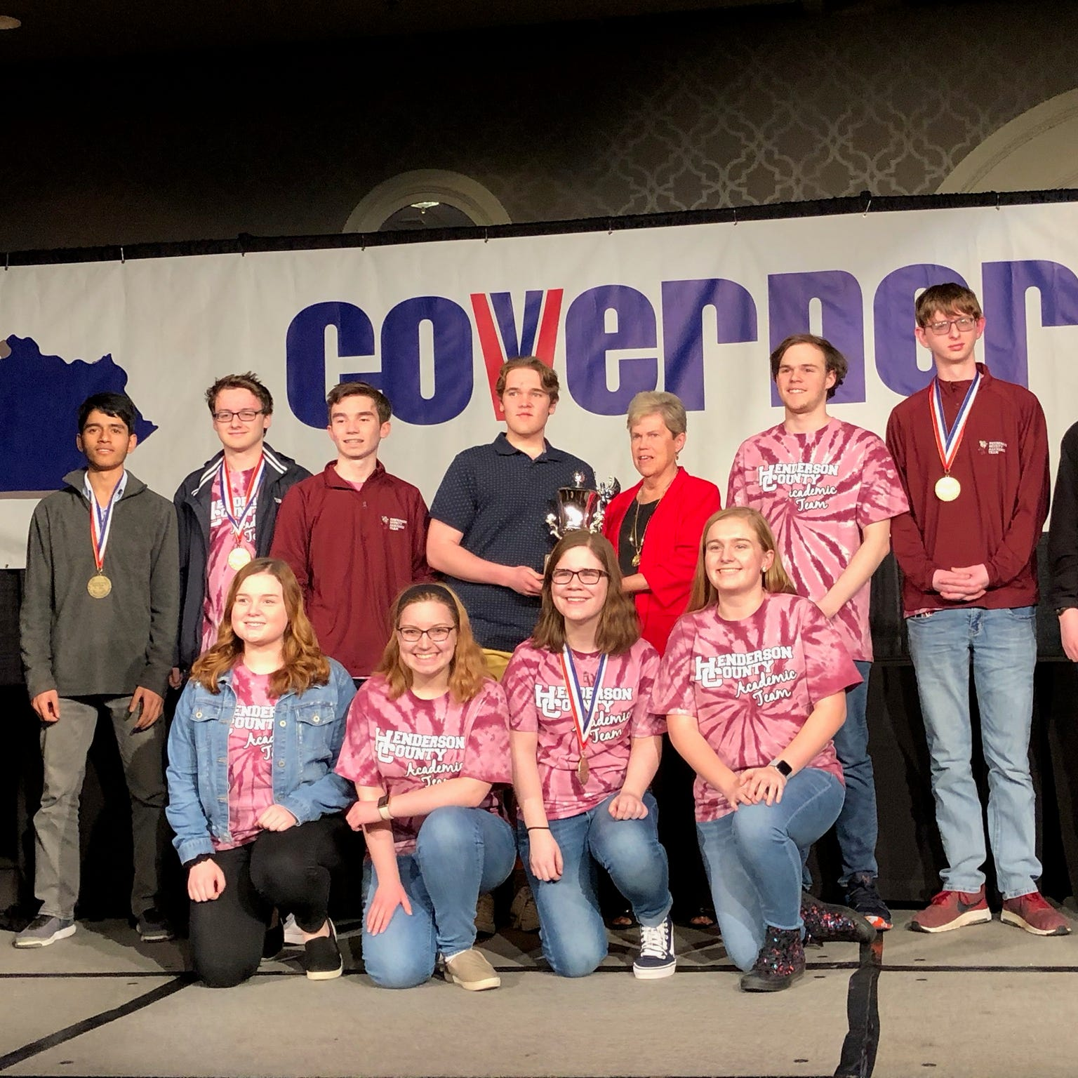 Henderson County wins first ever Quick Recall championship at state; finishes 3rd overall