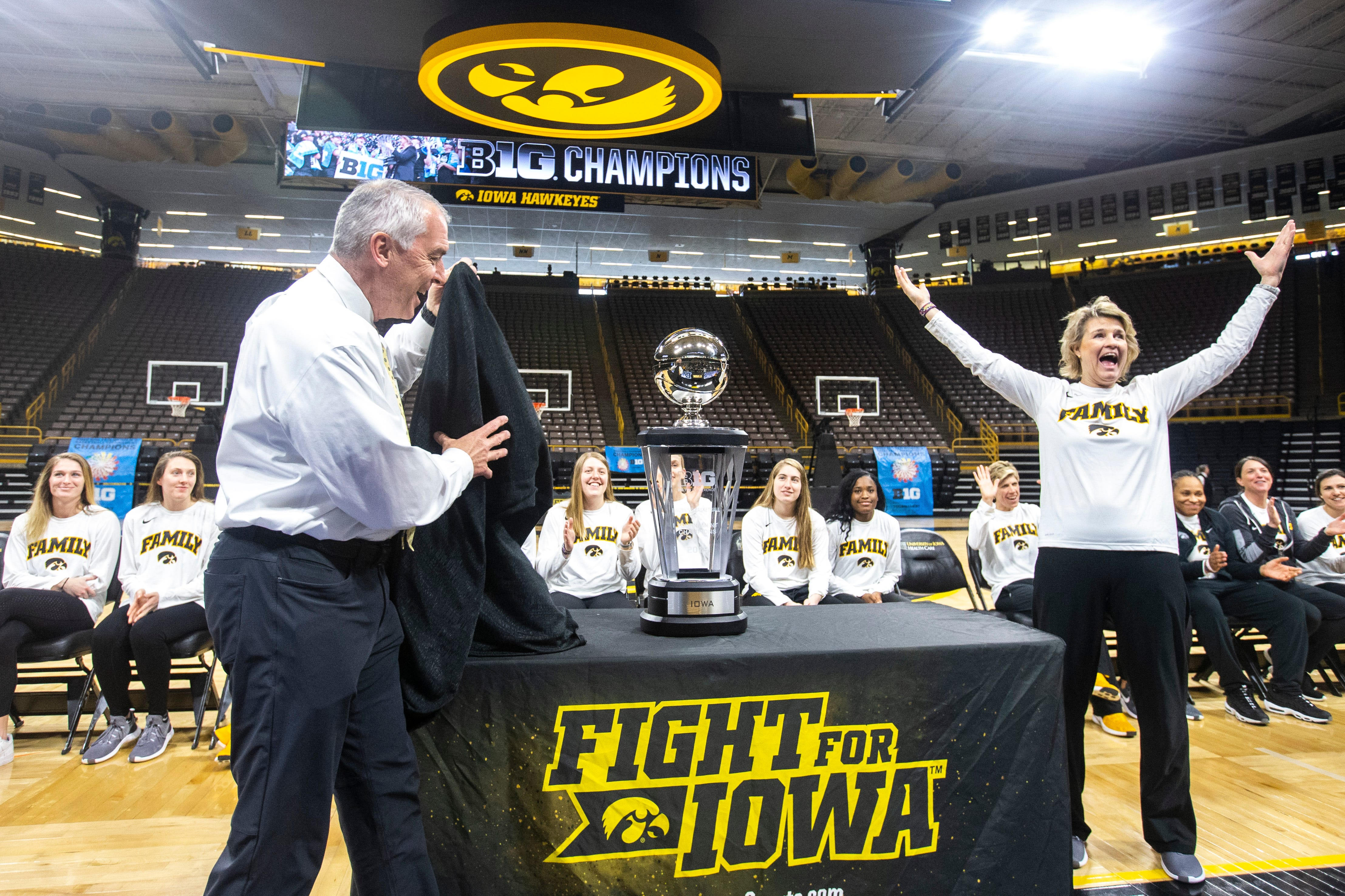 Hawkeyes' 2018-19 success pays off big for football, basketball coaches