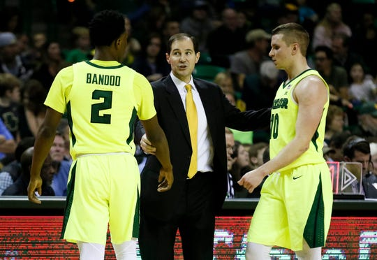 Scott Drew, Butler grad and former Valparaiso coach, is in his 16th season at Baylor.