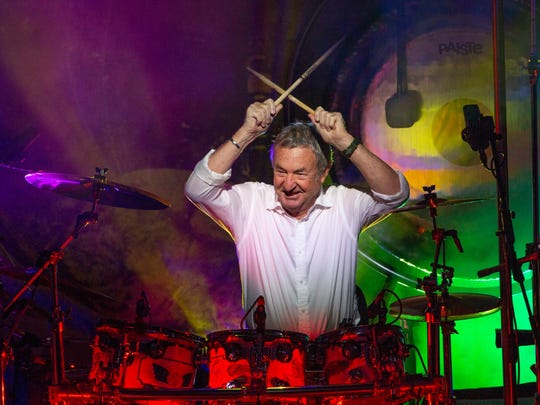 Nick Mason's Saucerful of Secrets will perform April 5 at Old National Centre.