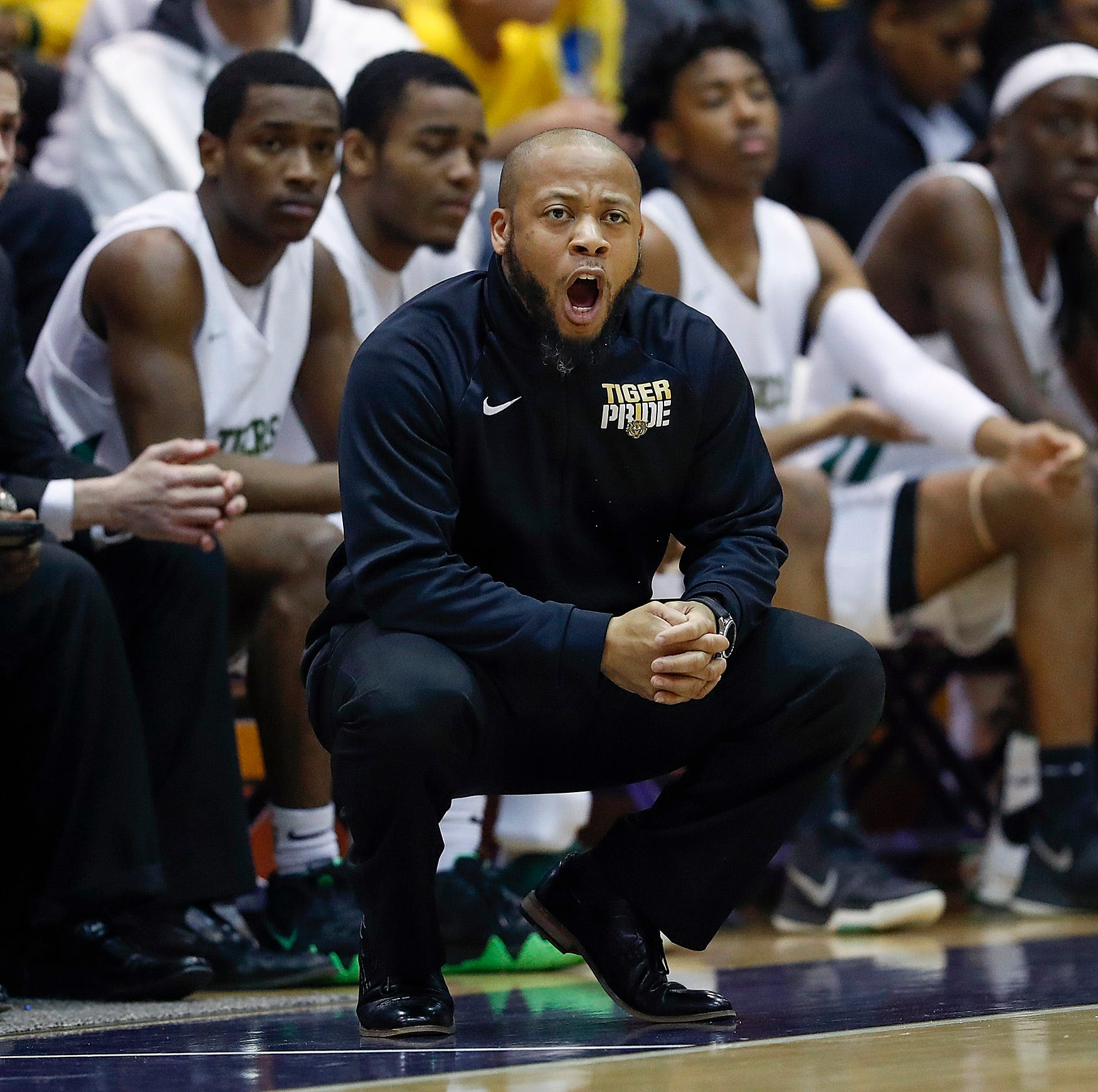 Attucks' coach: 'We don't condone that type of behavior' after punch thrown in loss