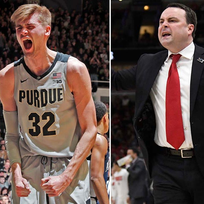 Doyel: IU gets what it deserves, but Purdue slighted with NCAA tournament draw