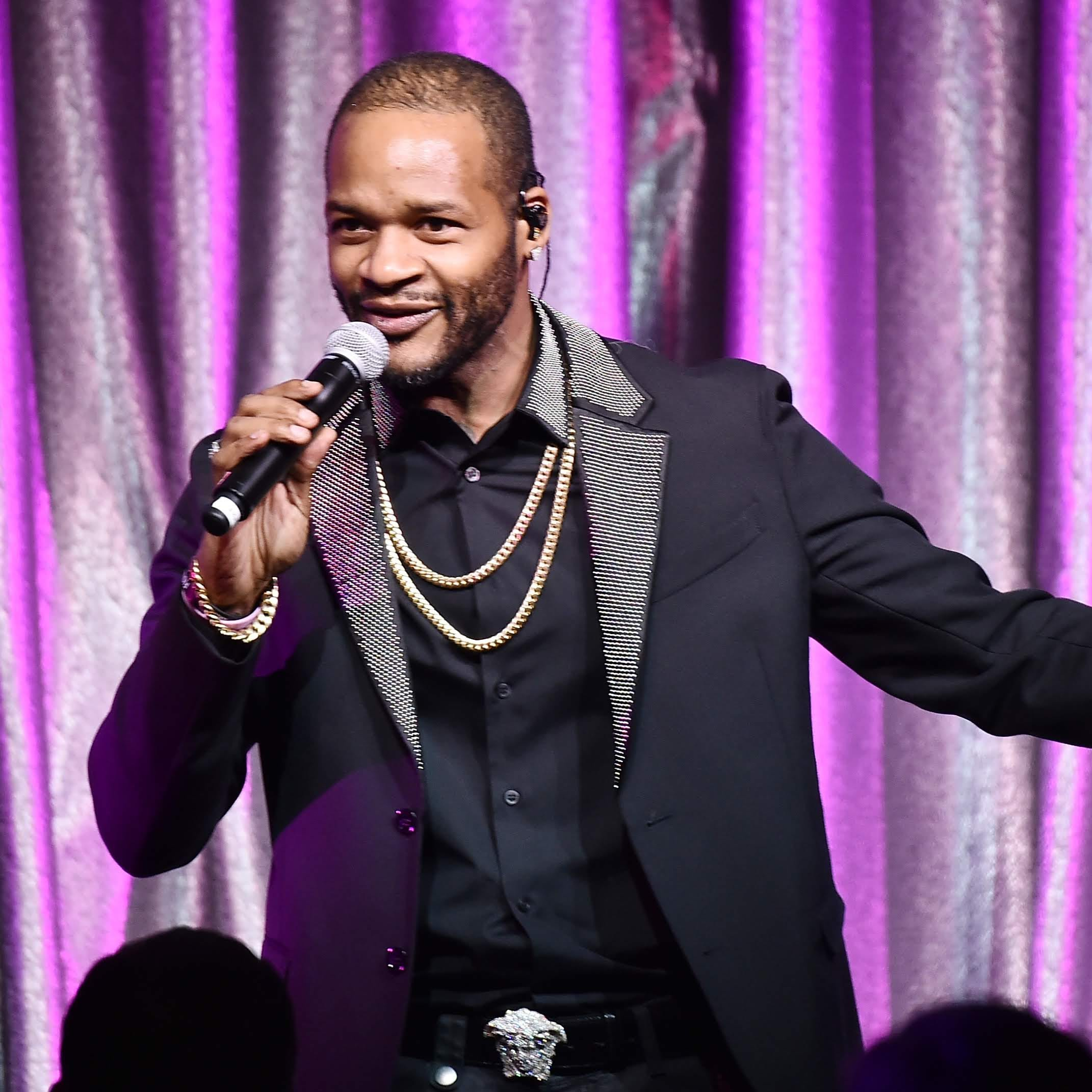Jaheim will headline Indiana Black Expo Summer Celebration show