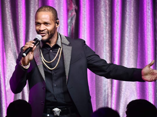 Jaheim will perform July 20 at Bankers Life Fieldhouse as part of Indiana Black Expo Summer Celebration.