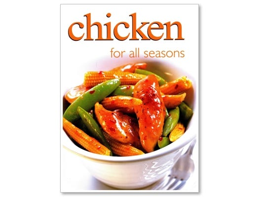 Spring chicken, sizzling summer, autumn delights, winter warmers. Add this instant classic to your ebook collection.