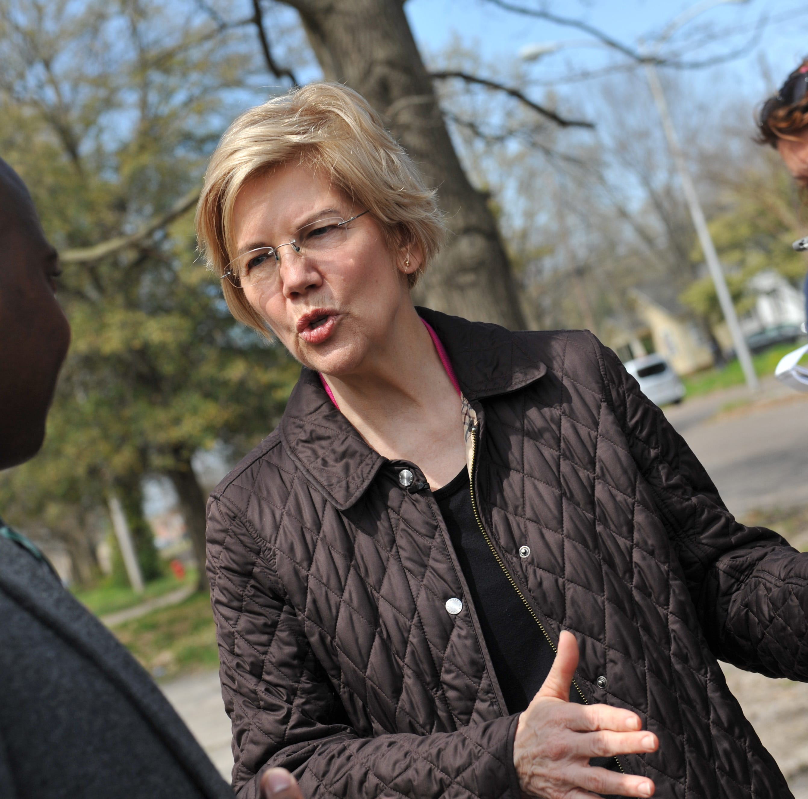 Elizabeth Warren in Mississippi: What she said during stops in Delta before town hall