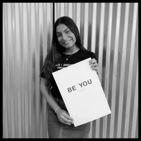 Victória Borella is this week's Be You.