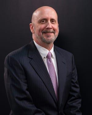 Brett Blackledge, executive editor of The Daily Advertiser.