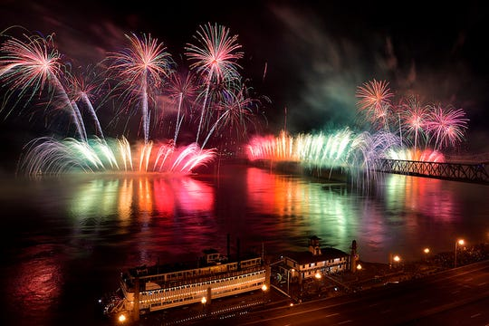 Make the most out of your Thunder Over Louisville experience.