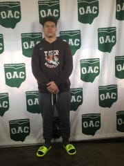 Mansfield Senior junior high wrestler Mekhi Bradley took fourth place in the Ohio Athletic Committee Junior High State Wrestling tournament over the weekend. He finished with a 40-2 record on the year.