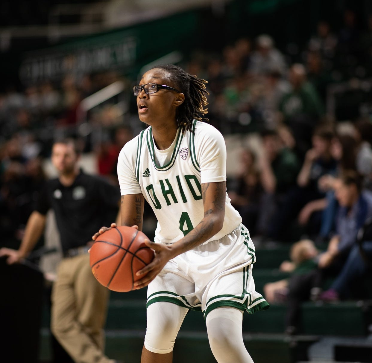 Go Figure! Ohio U's Erica Johnson named MAC Freshman of the Year