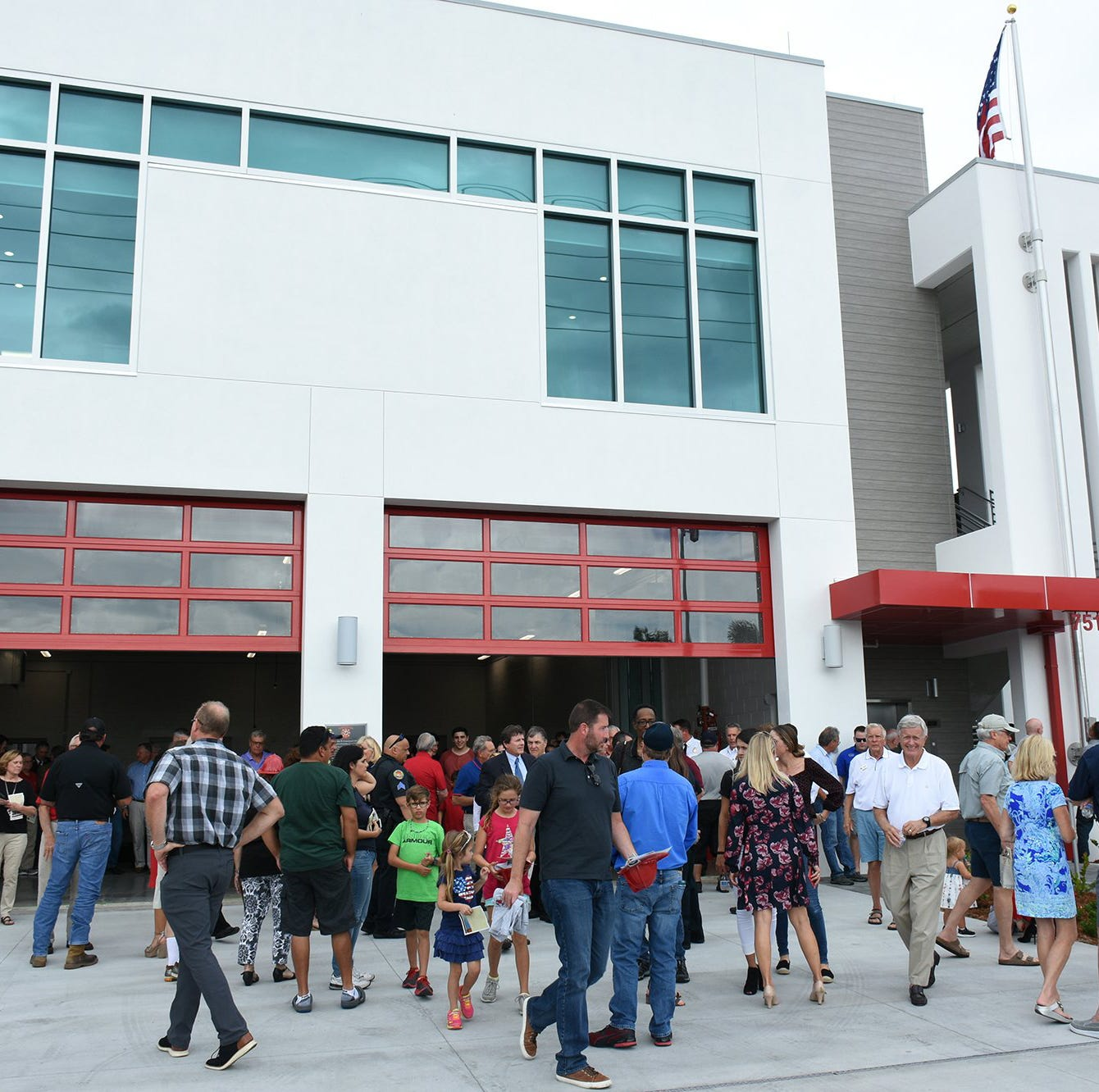 The return of 51: MIFD dedicates newly rebuilt station