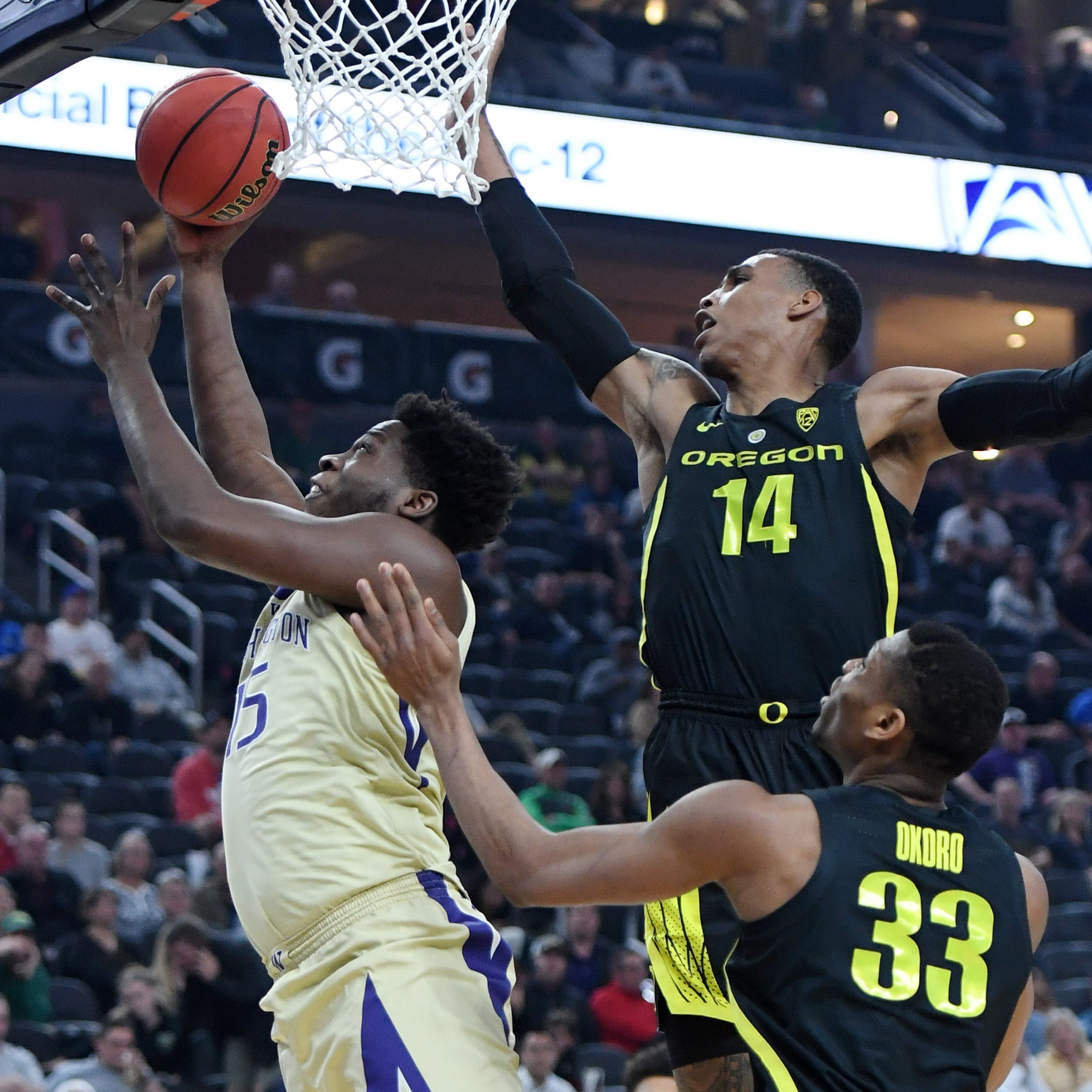 Can UW, which struggled to score in the Big Ten tournament, solve Oregon's defense?