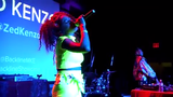 """The rapper performs """"Astral Girl"""" at the Backline showcase at the Radio Milwaukee studios."""