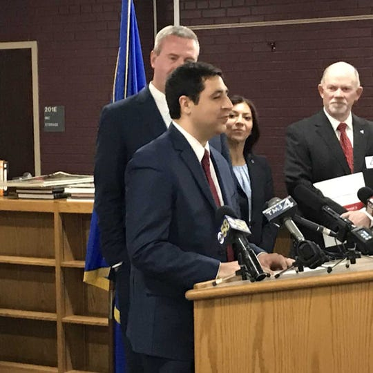 Attorney General Josh Kaul, a Democrat, defends Wisconsin's GOP-passed abortion laws in new court filing