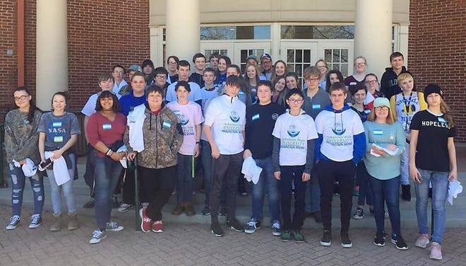 Students from Cotter Junior High and High School recently participated in the Career Exploration Camp at ASUMH.Students were able to participatein fun hands-on activities to learn what it's like to have a job in the areas ofComputer, Technology, Business, Mechatronics, Robotics, Nursing, EMT, Paramedic, Automotiveand Welding.