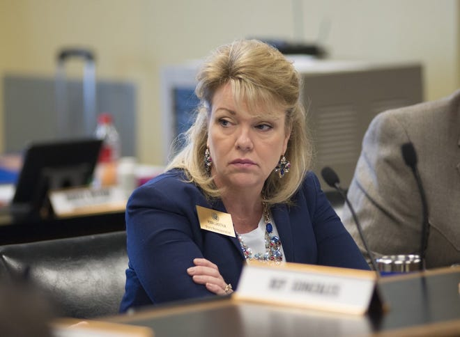 State Rep. Robin Lundstrom continues to introduce legislature to limit the impact of the 2018-approved minimum wage hike, despite opposition from Governor Asa Hutchinson.