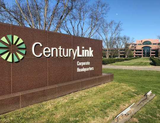 A photo of CenturyLink's corporate headquarters in Monroe taken March 15, 2019.